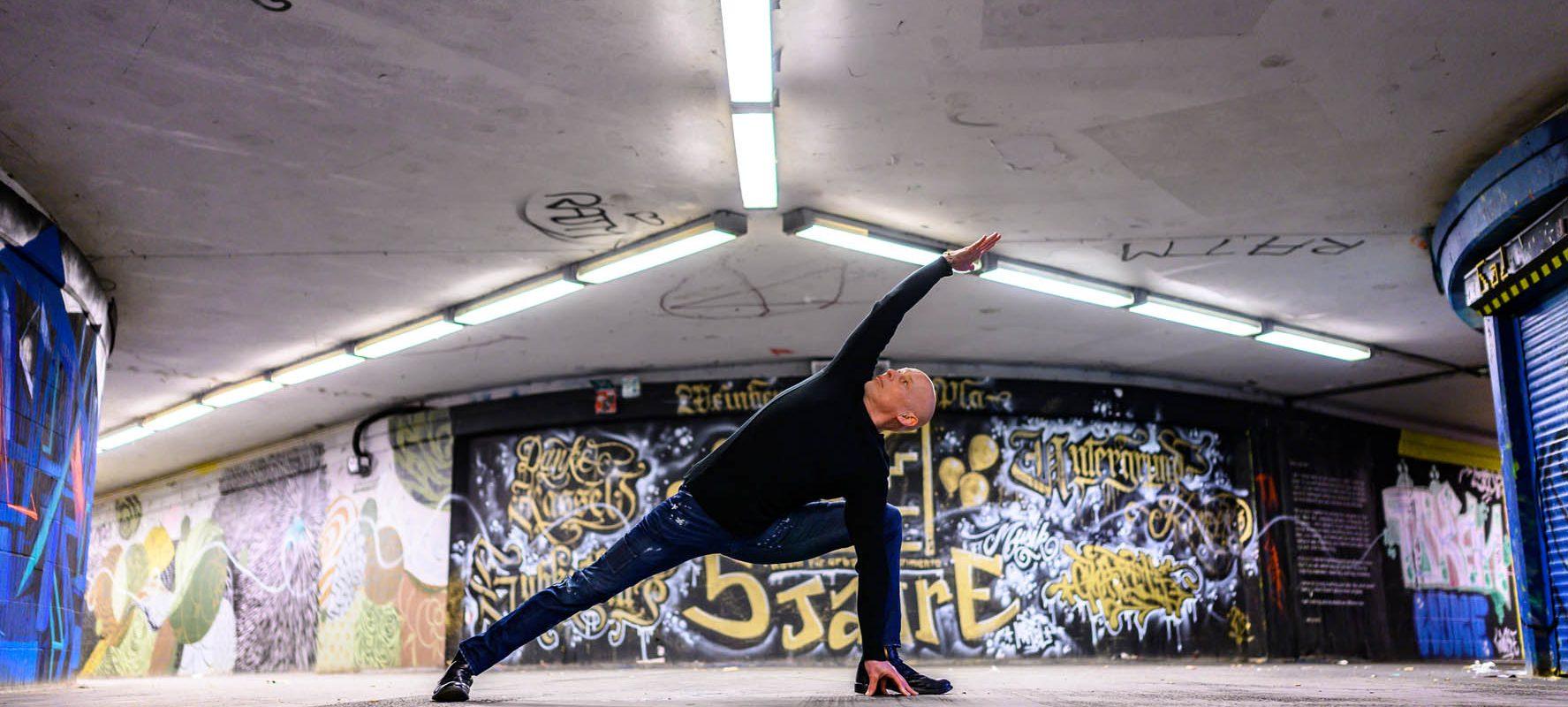 Trail of Yoga
